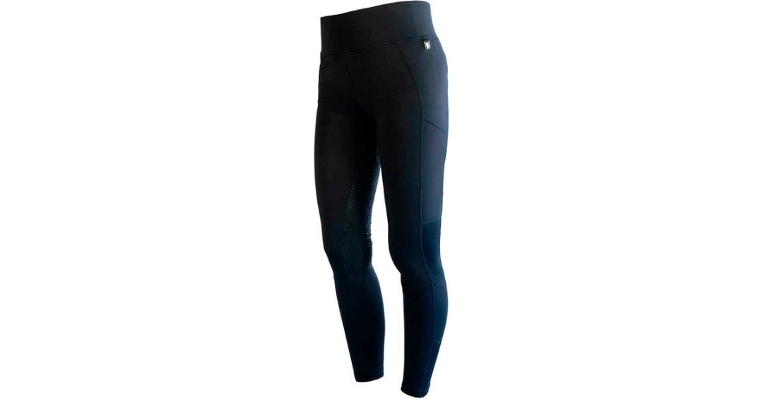 Kingsland Kantinka W F-Tech 2 Grip Tights Navy Donna