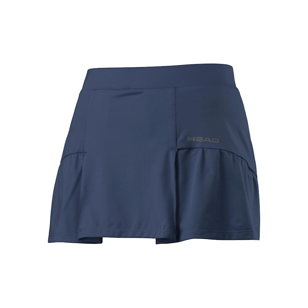 Head Club Basic Skort Navy Blu Bambina 1