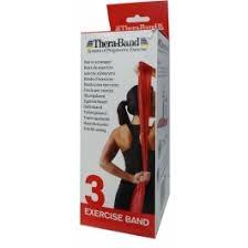 TheraBand Fascia per Esercizi 1.7 - 2.5 Kg