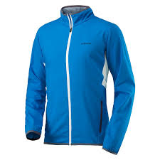Head Club Jacket Blu Bambino