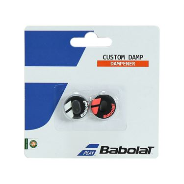Babolat New Custom Damp Bianco-Rosso (2x) 1