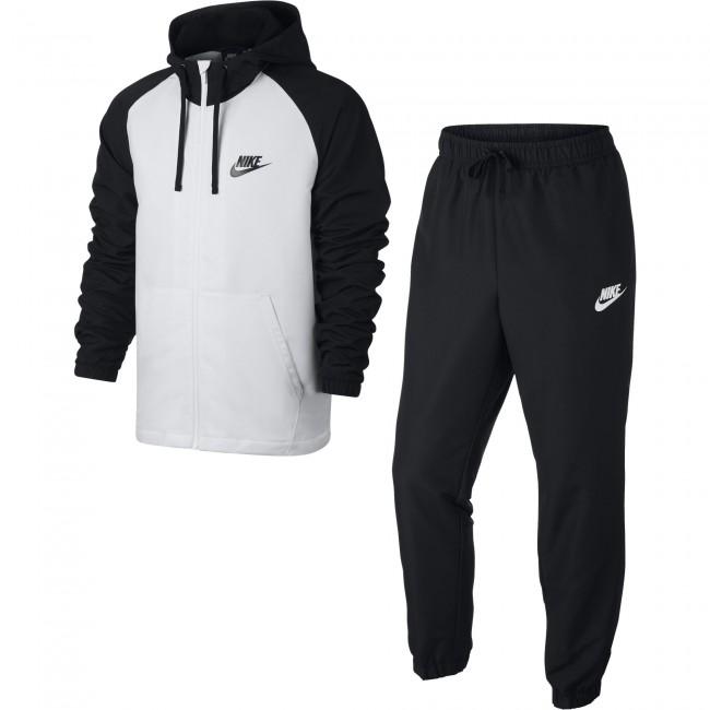 Nike Spring Sportswear Track Suit Nero Uomo 1