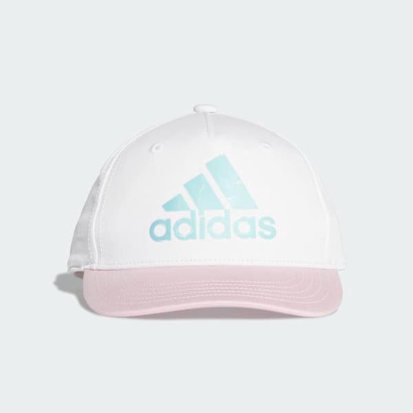 Adidas Hat Cool White-Pink-Multco 1