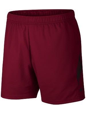 Nike Basic Short Woven 7 Rosso Uomo 1
