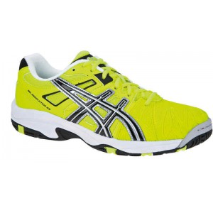 Asics Gel-Resolution 6 Lime-Blu Junior