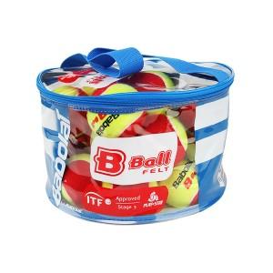 Babolat Felt Red Balls (24x)
