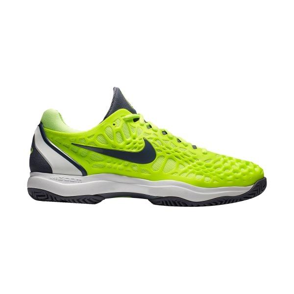 Nike Air Zoom Cage 3 HC Rafa Giallo Uomo