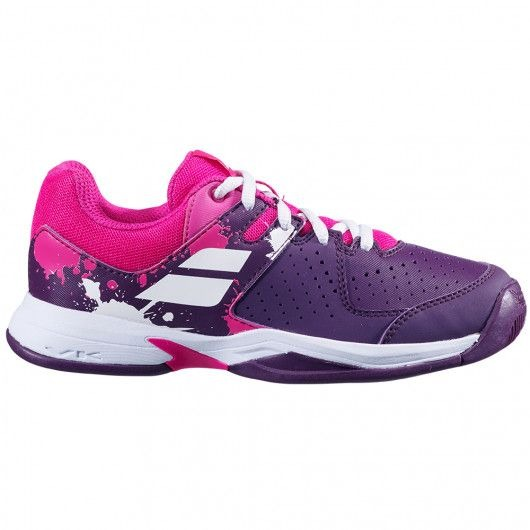 Babolat Pulsion All Court Grape Royale Junior