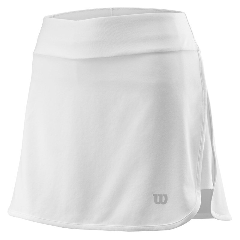 Wilson Condition 13.5 Skirt Bianco Donna 1