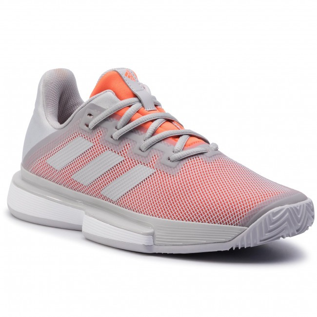 Adidas SoleMatch Bounce Rosa Grigio Donna