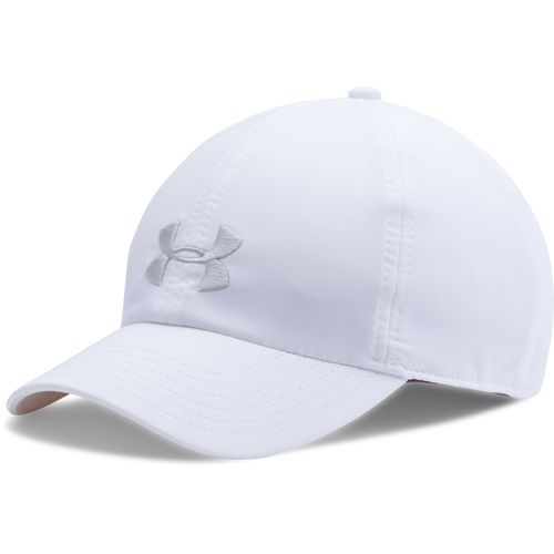 Under Armour Cappellino Bianco Logo Argento