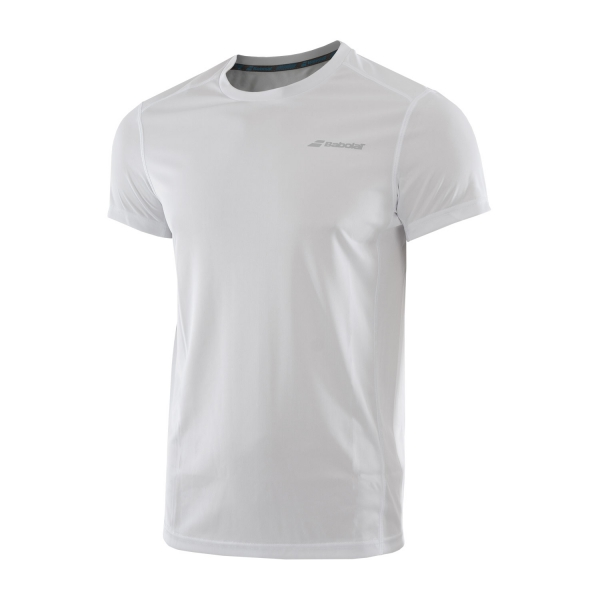Babolat  New Core Flag Club Tee Bianco Uomo 1