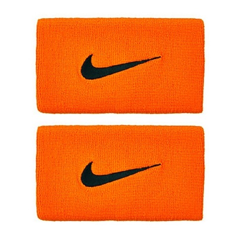 Nike Polsino Arancione Fluo 1