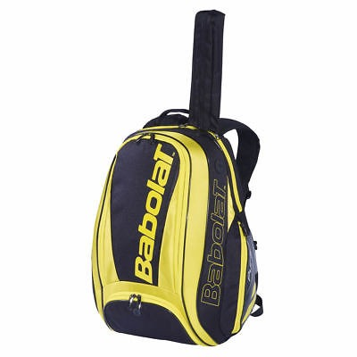 Babolat Pure Aero Zaino 2019 Yellow Black