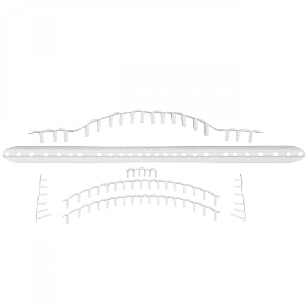 Babolat AeroPro Drive/Team/Lite/Jr GT Bianco Grommets 1
