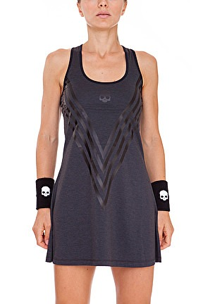 Hydrogen Tech Victory Dress Black donna