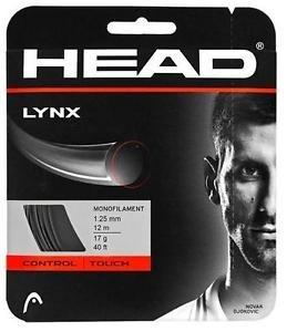 Head Lynx Antracite 1.25 mm 12 m