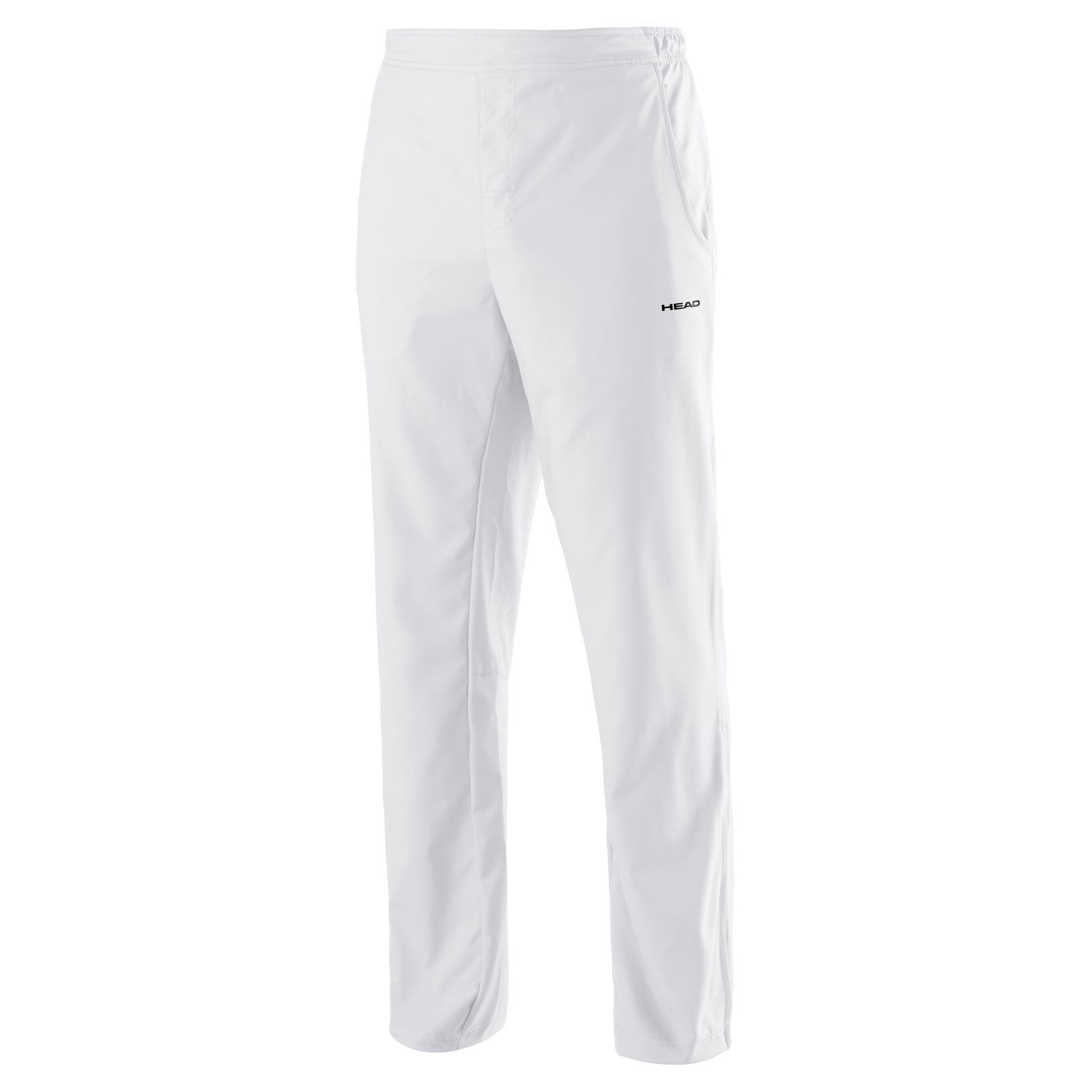 Head Club Pantalone Bianco Bambino
