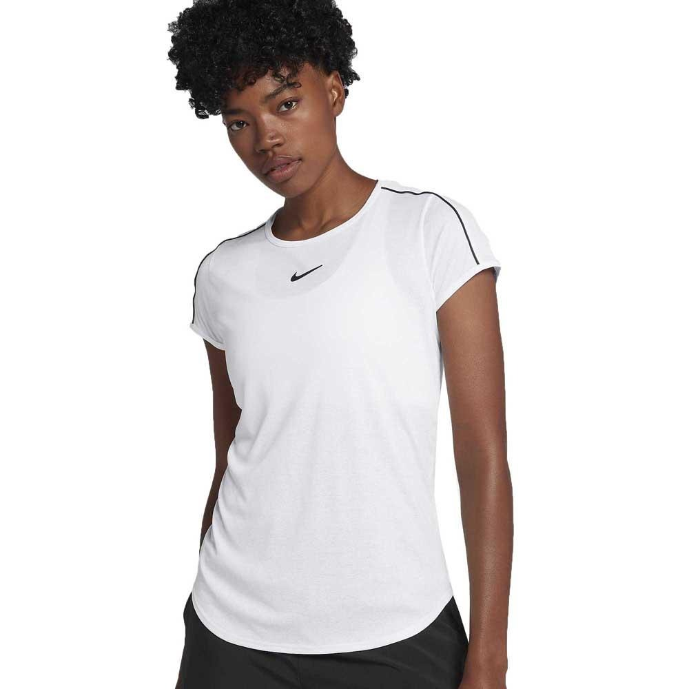 Nike T-shirt Dry Fit Donna Bianco