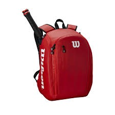 Wilson Tour Backpack Red 1