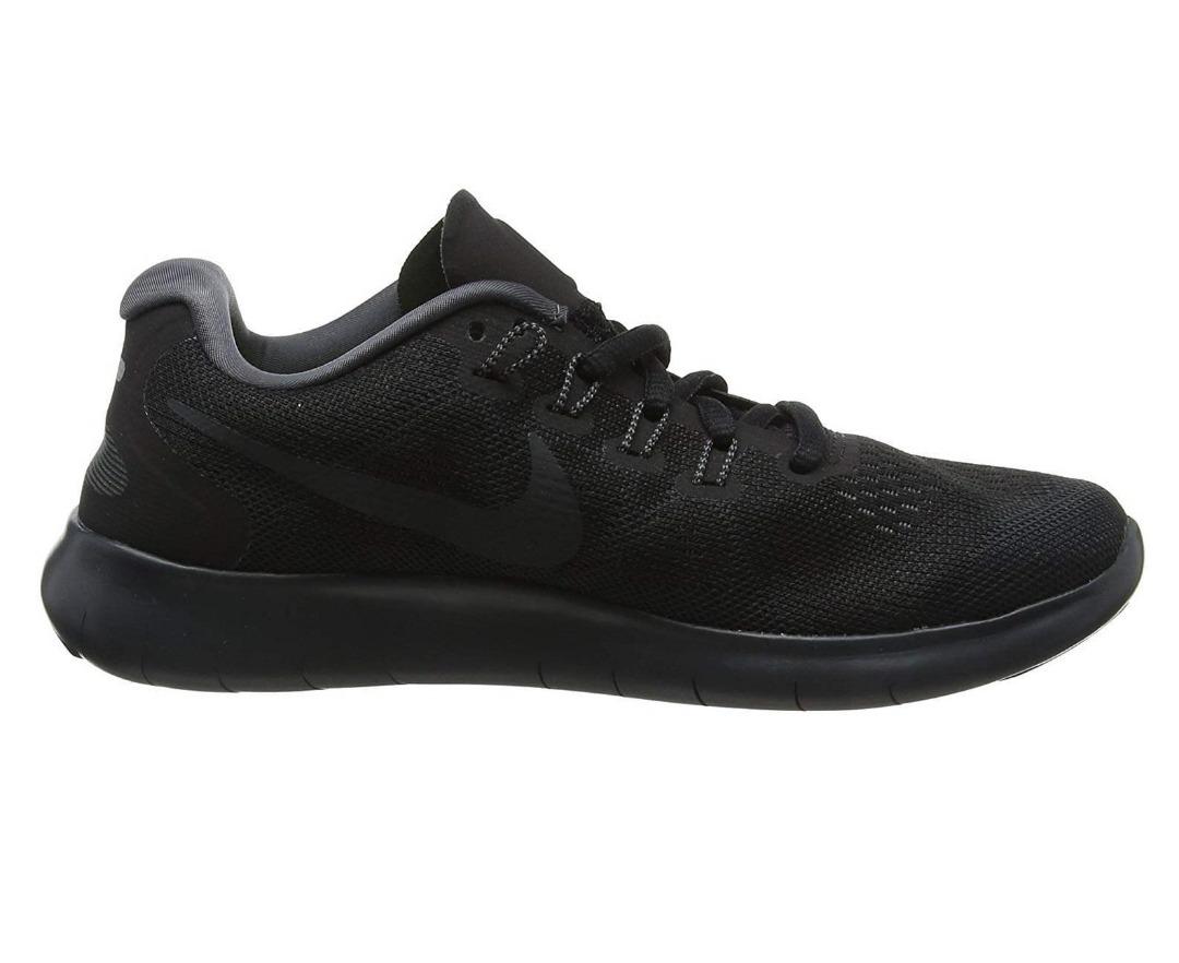 Nike Free RN Nero-Antracite Donna