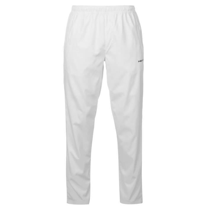 Head Club Pant Bianco Donna 1