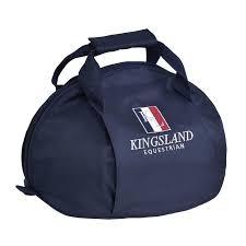 Kingsland Classic Helmet Bag Navy 1