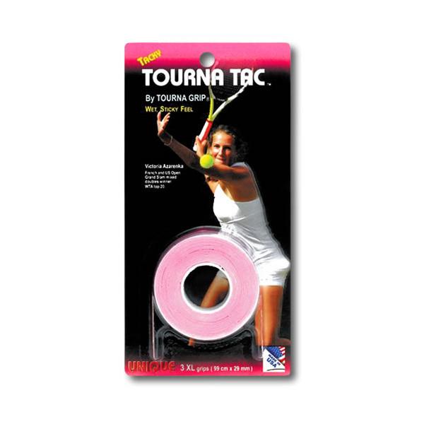 Unique Tourna Tac Grip XL Pink (3x) 99 cm x 29 mm 1