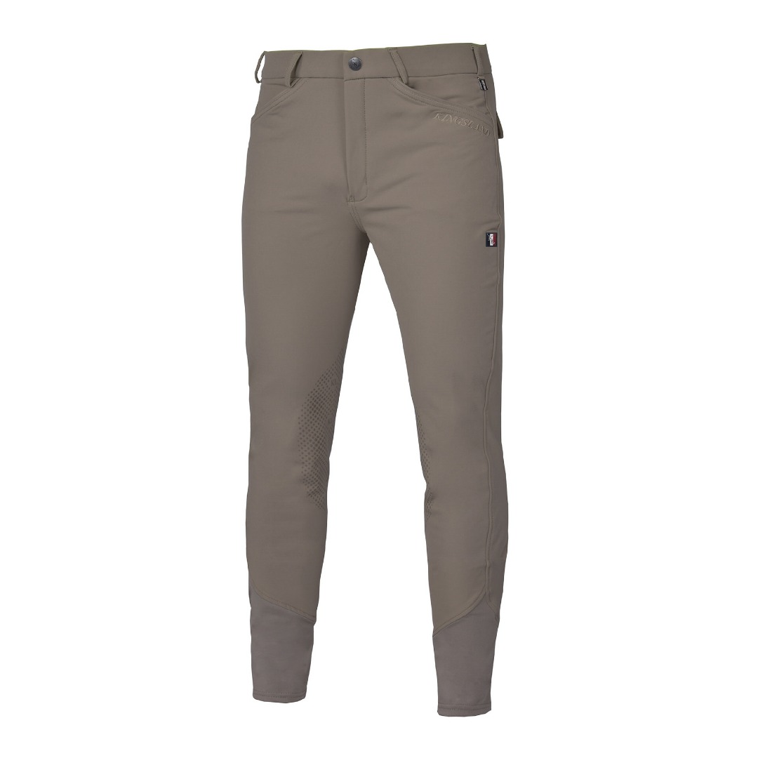 Kingsland Kenton K-Grip Breeches Beige Men