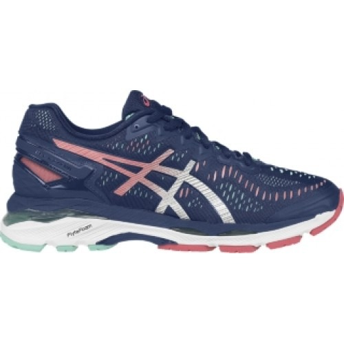 Asics Gel-Kayano 22 Blu-Tiffany-Corallo Donna 1