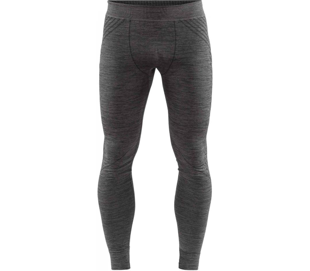 Fuseknit Comfort Pantaloni Black Melang Uomo 1