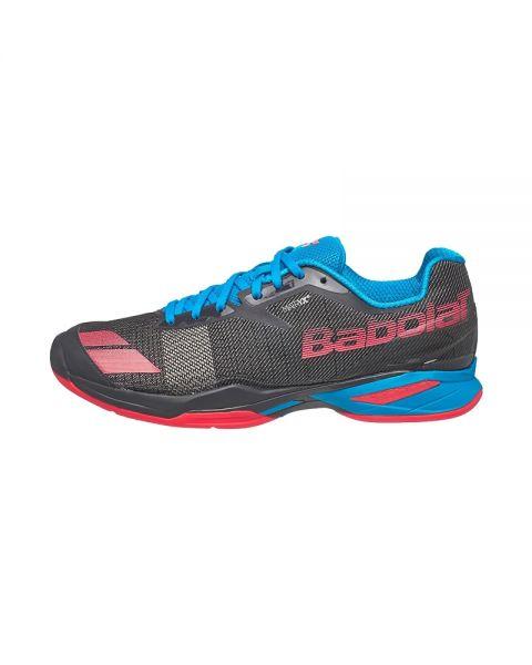 Babolat Jet Pro Clay Grigio-Rosso-Blu Uomo