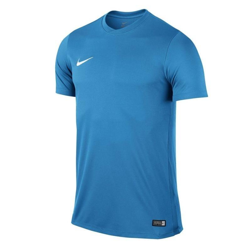 Nike Park SS VI Crew Azzurro Uomo