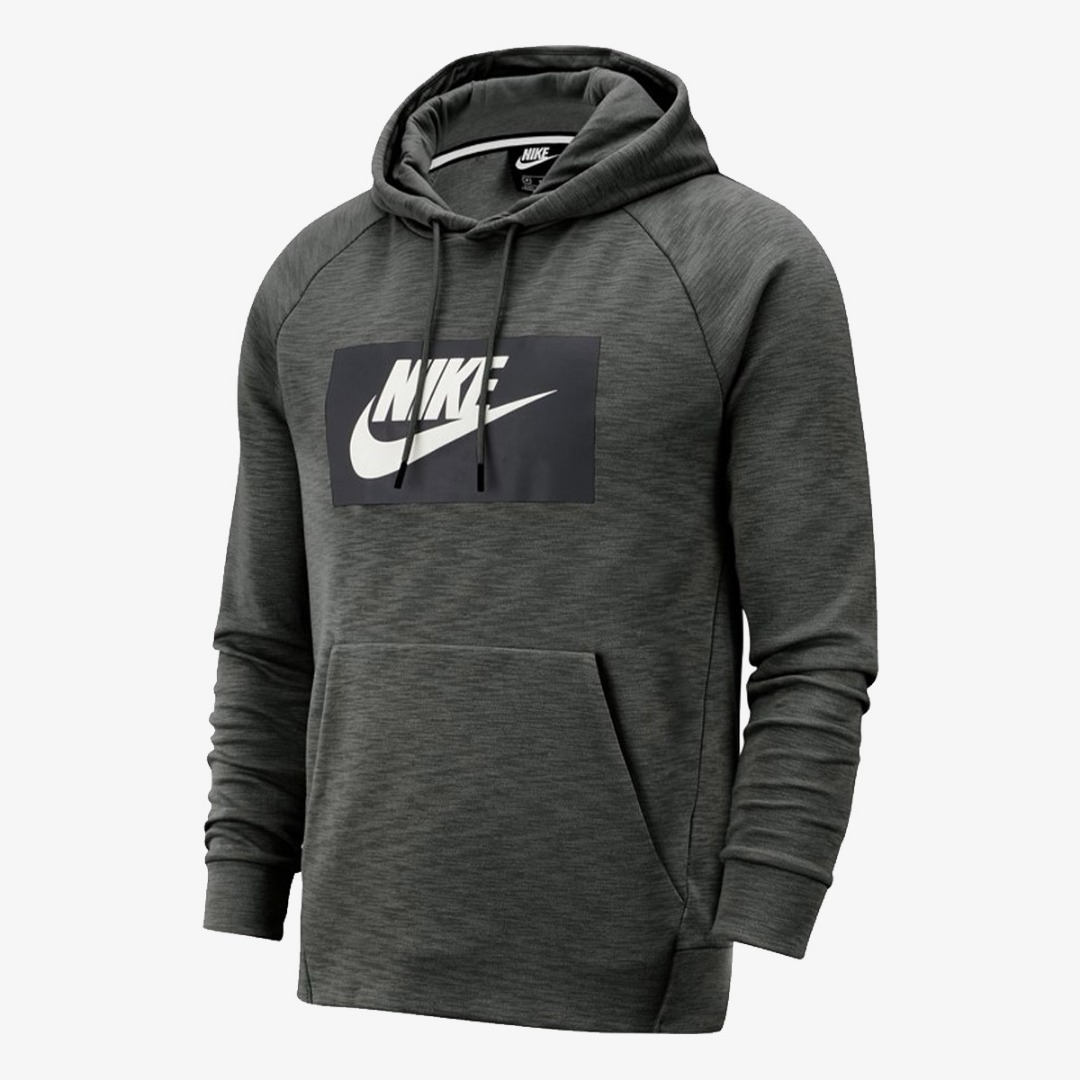 Nike Optic Hoodie Po Gx Green Uomo 1