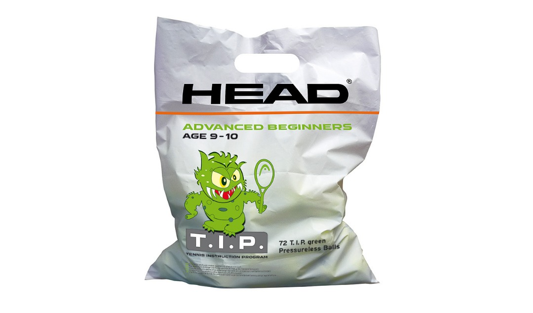 Head Sacco TIP Green (72x)