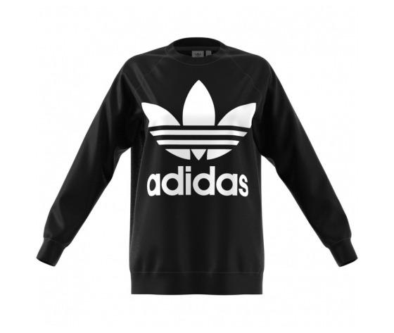 Adidas Sweatshirts Nero Donna