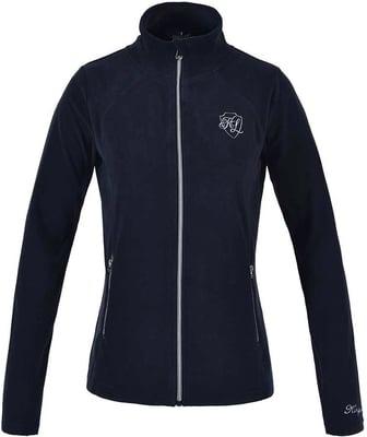 Kingsland Klhazel Micro Fleece Jacket Nero Donna 1