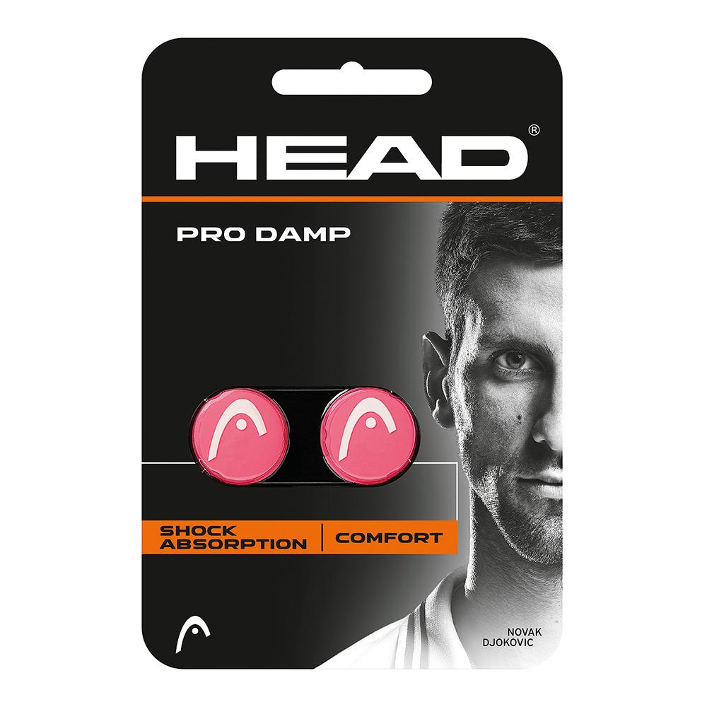 Head Pro Damp Grip Rosa (2x)