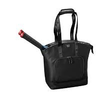 Wilson Womens Tote Bag Black 1