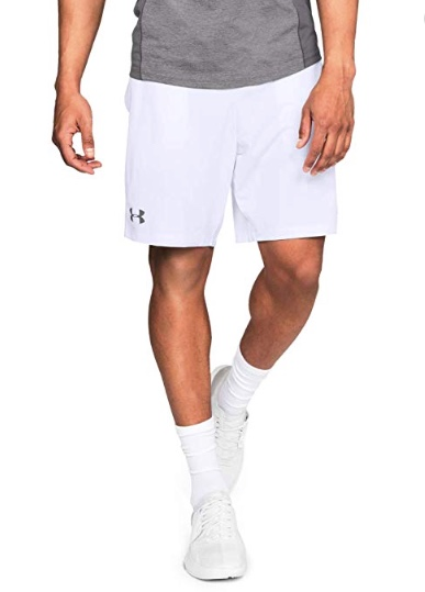 Under Armour MK1 Short White Uomo