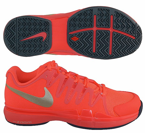 Nike Zoom Vapor 9.5 Tour  Hot Lava Donna