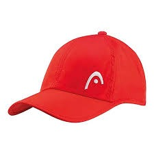 Head Pro Player Cap Rosso