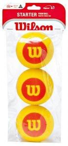 Wilson Starter Foam BallS (x3)