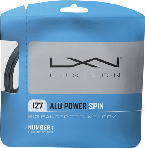 Luxilon BB Alu Power Spin 1.27 mm 12 m 1