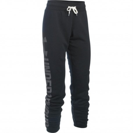 Under Armour Fall Favourite Fleece Pants Nero Donna