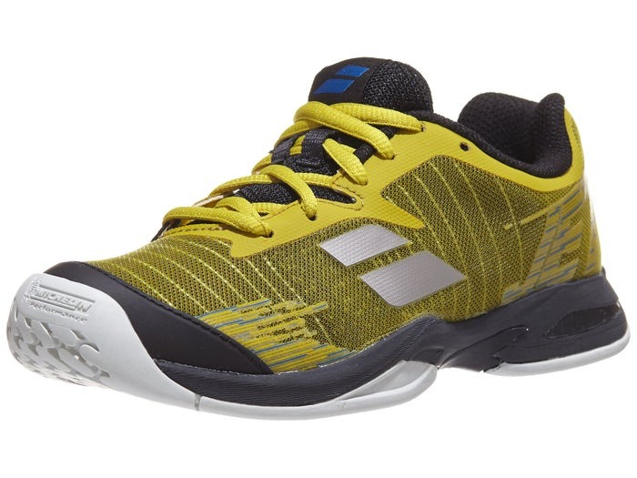 Babolat Jet All Court Nero-Giallo Junior