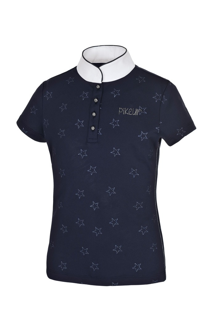 Pikeur Filly Turniershirt Kinder Navy 1