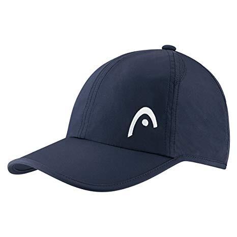 Head Cap Pro Player Navy