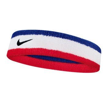 Nike Headband Spugna Bianco Rosso Blu