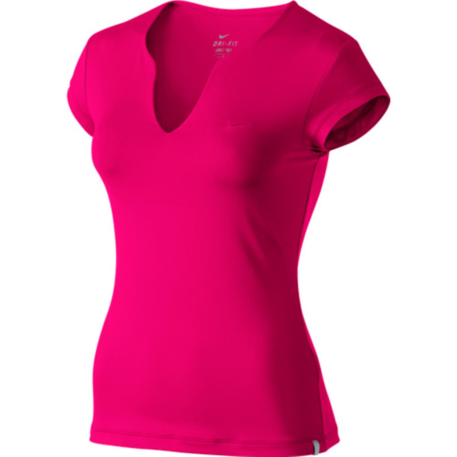 Nike Pure T-Shirt Pink Donna